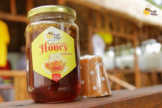 Asali Wa Moyo honey