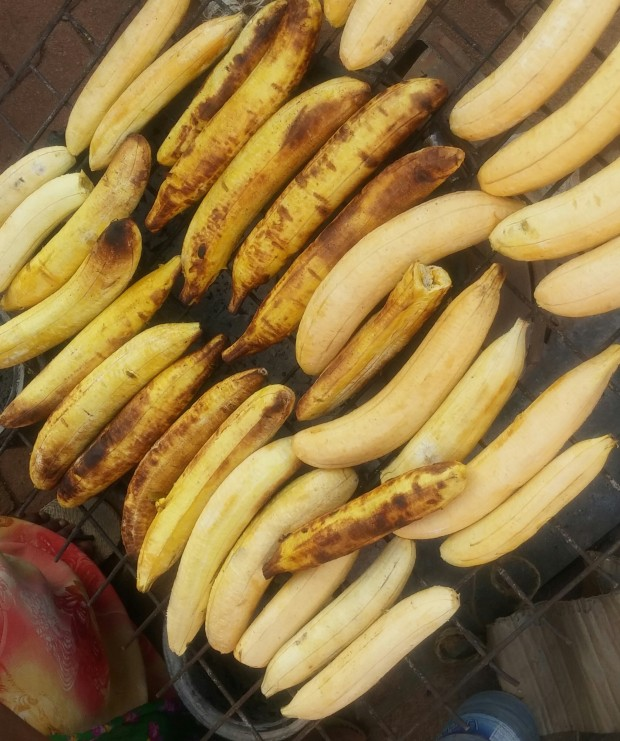 gonja, street food