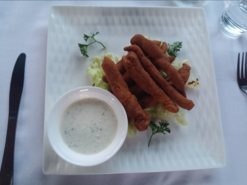 chicken goujons, s