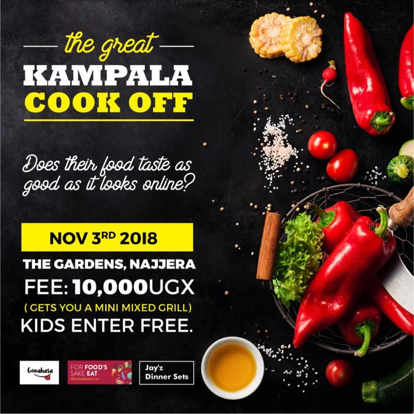 The great Kampala cook off