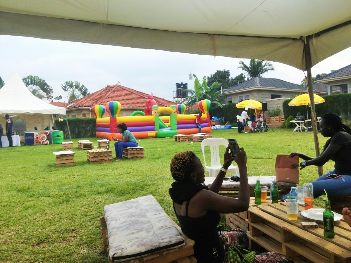 the gardens najjera, the great kampala cook off