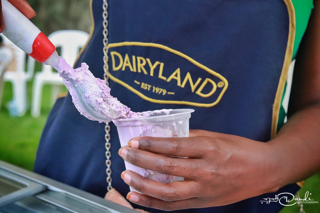dairy land ice cream the great kampala cook off
