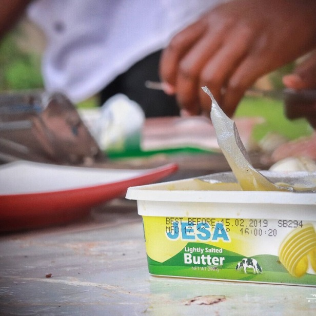 jesa butter the great kampala cook off