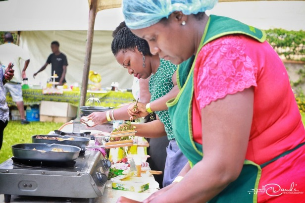contestants the great kampala cook off