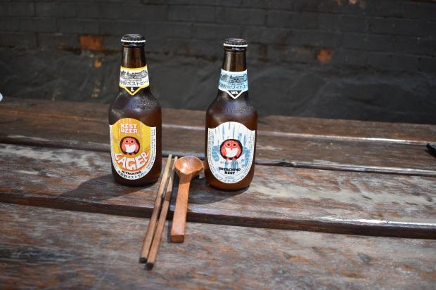 Hitachino beer, nest beer
