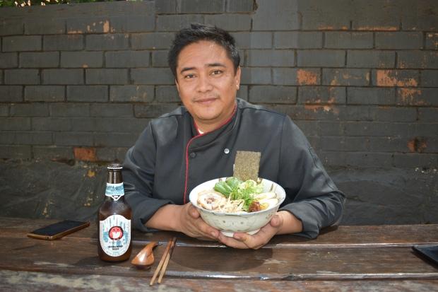 chef Allan Yu