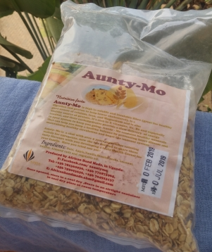 Aunty Mo cereal