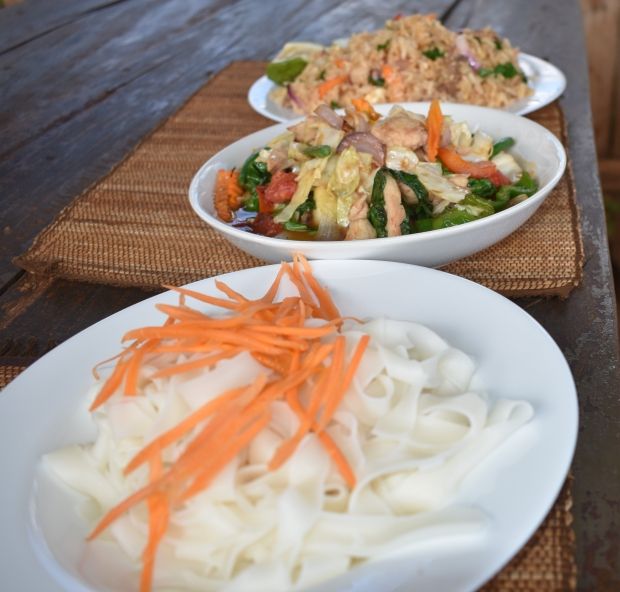 Thai food, Thai food in Uganda