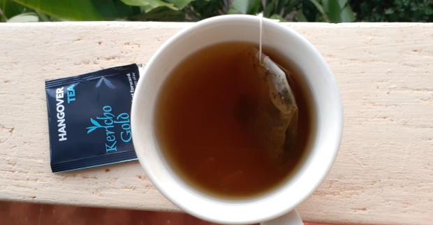 hangover tea, kericho gold, flavoured tea